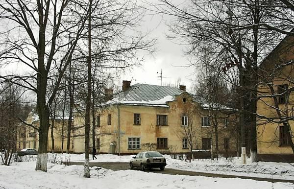 Дом Н.В. Пушкова в Троицке